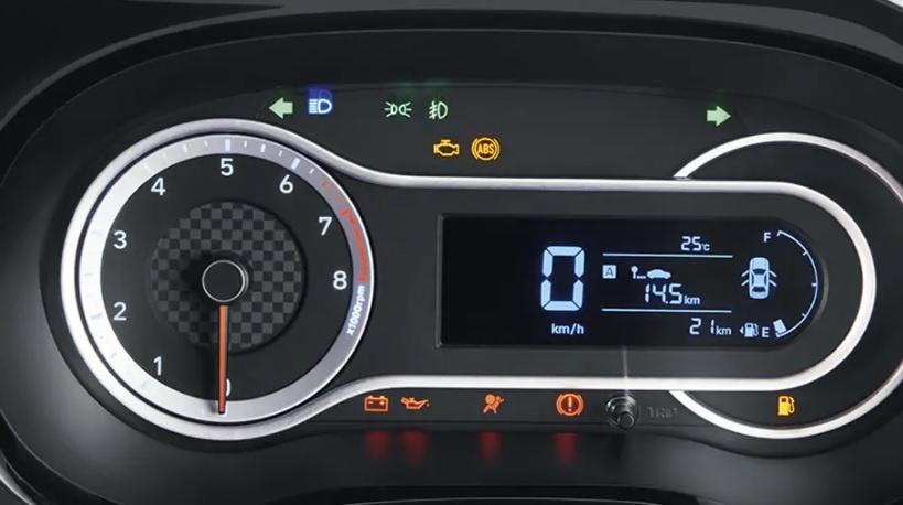 Комплектация Hyundai Aura S