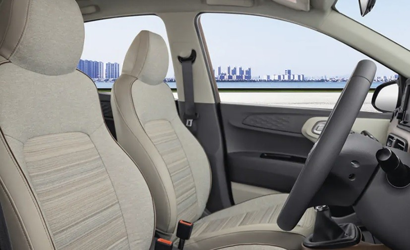 Комплектация Hyundai Aura SX