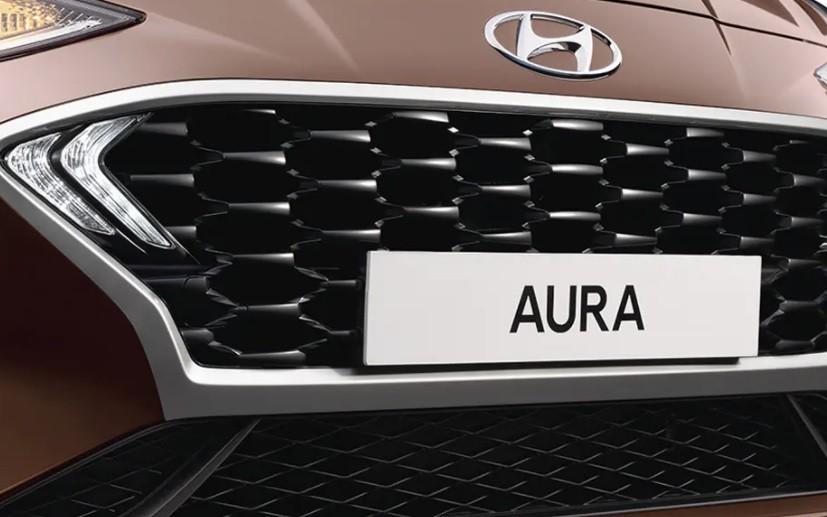 новинка Hyundai Aura 2021