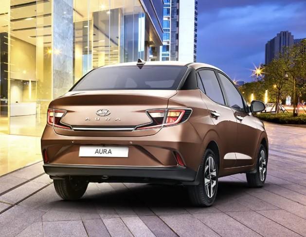 Технические характеристики Hyundai Aura 2021