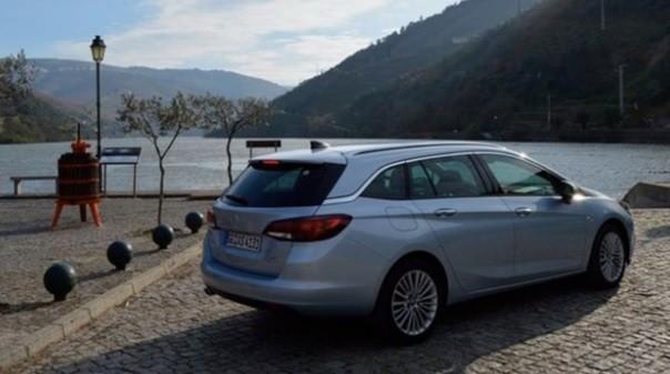 Технические характеристики Opel Astra Sports Tourer 2022