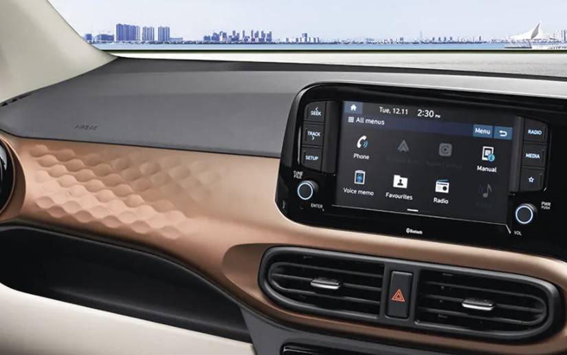 Внешний вид Hyundai Aura E