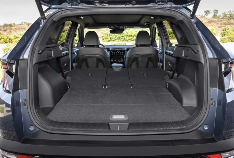 багажник Hyundai Tucson 2021
