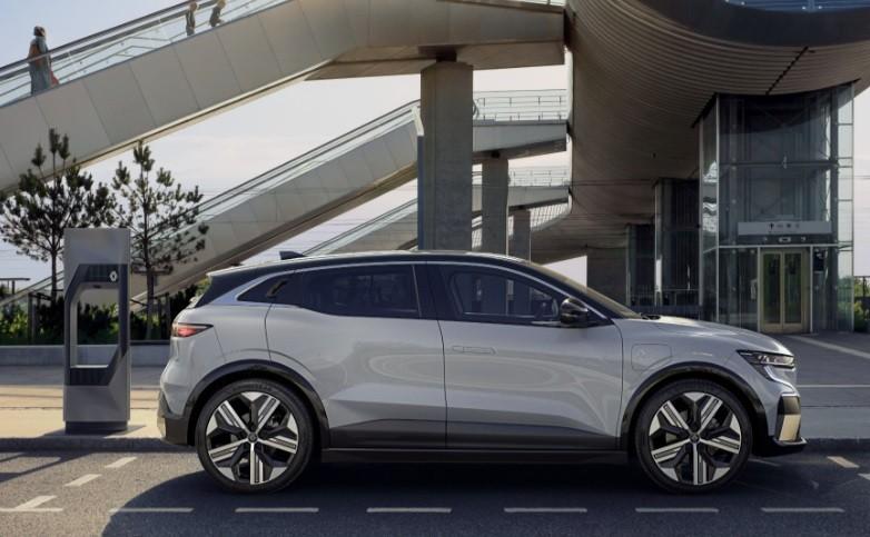 фото Renault Megane E-Tech Electric 2021
