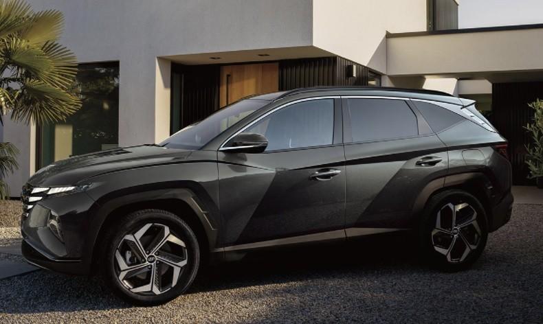 Hyundai Tucson 2021 цена