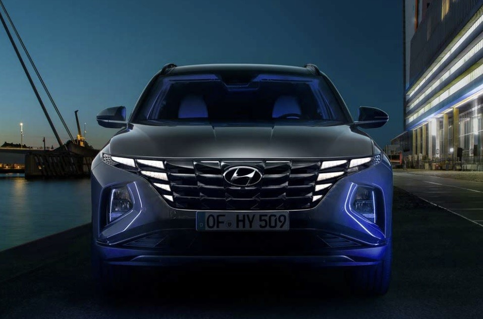 Hyundai Tucson 2021 фото