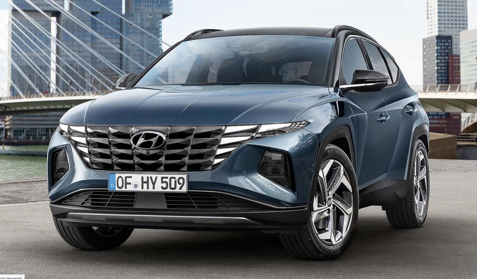 Hyundai Tucson 2022 цена