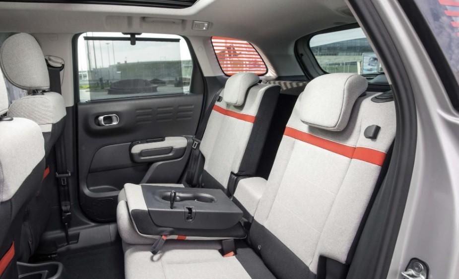 кроссовер Citroen C3 Aircross 2021 цены