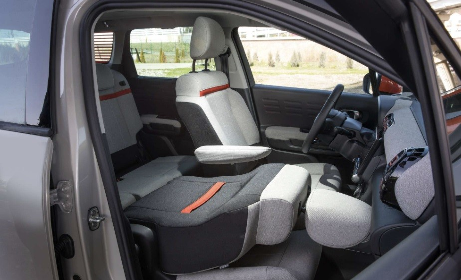 кроссовер Citroen C3 Aircross 2022 цены