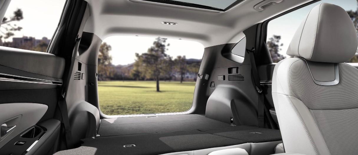 Новый Hyundai Tucson 2021 технические характеристики