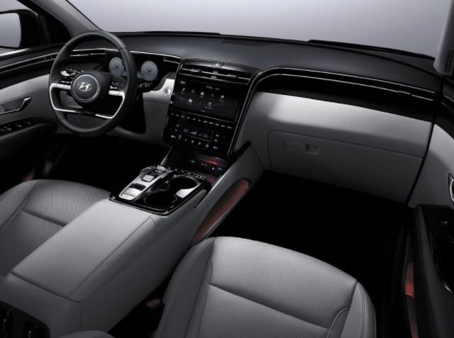 Новый Hyundai Tucson 2022 технические характеристики