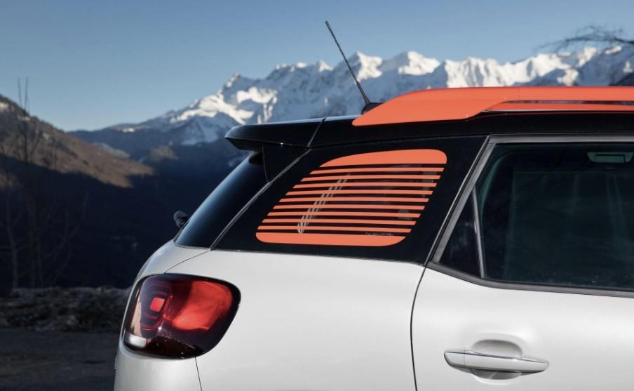 новый кроссовер Citroen C3 Aircross 2021 фото