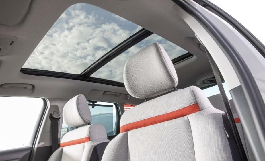 новый кроссовер Citroen C3 Aircross 2022 технические характеристики