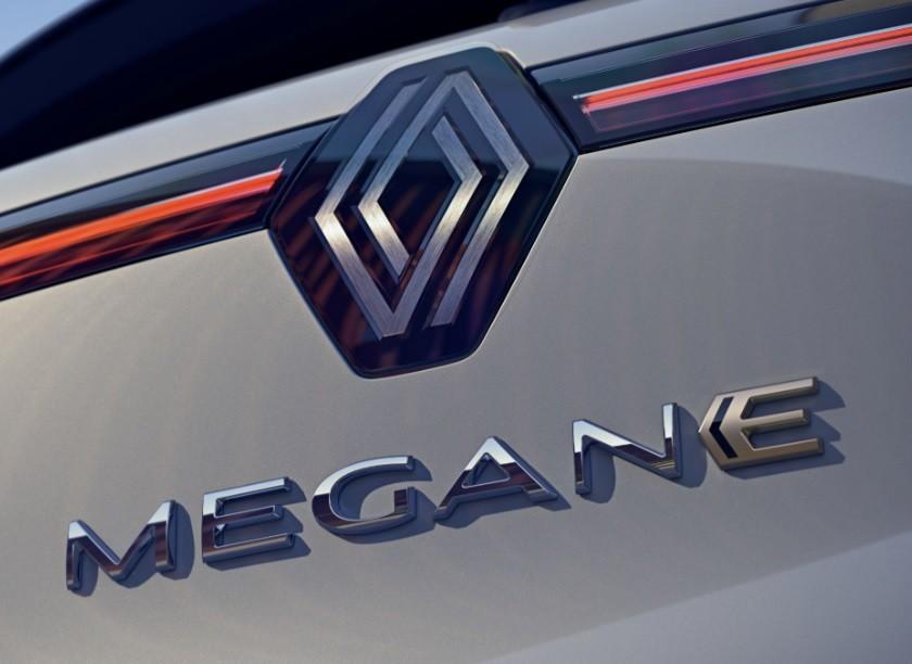 Рено Меган Е-тех электрик 2022 цена