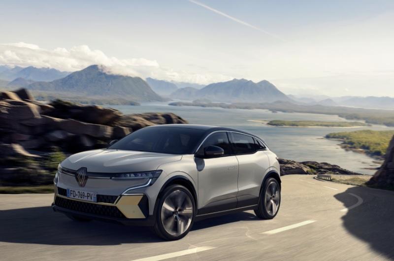 технические характеристики Renault Megane E-Tech Electric 2021