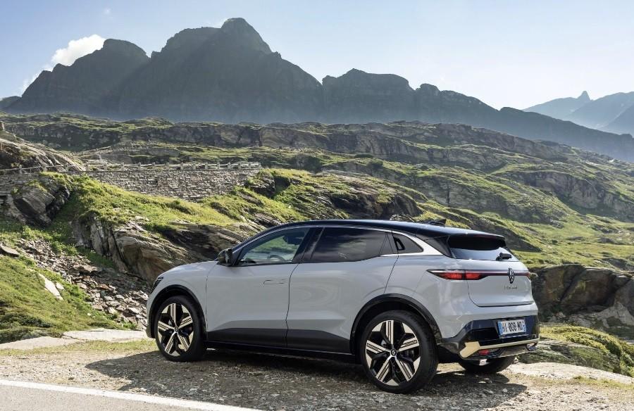 технические характеристики Renault Megane E-Tech Electric 2022
